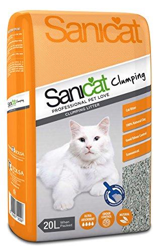 sanicat-clumping-absorbent-cat-litter-20-litre