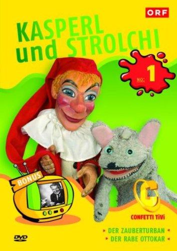 Vol. 1: Der Zauberturban / Der Rabe Ottokar