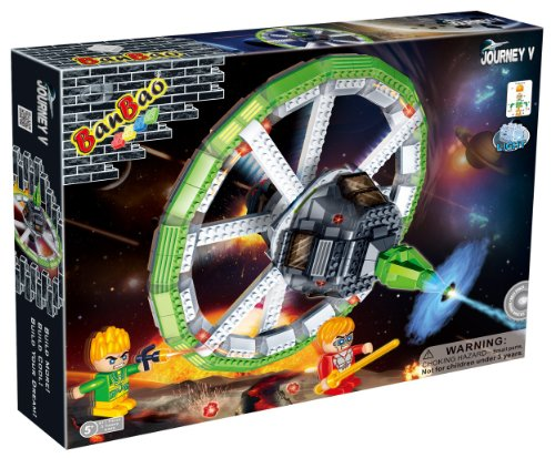 Banbao-512-Piece-Spaceship-The-Quriuz-Compatible-with-the-Leading-Brand-Boy-Boys-Child-Kids-Must-Have-Stocking-Filler-Ideas-Construction-Toy-Game-Suitable-Age-5
