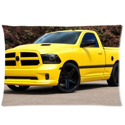 dodge-ram-rumble-bee-pillowcasescopricuscini-e-federe-custom-pillow-casecopricuscini-e-federecushion