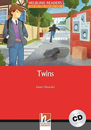 Twins.  Livello 3 (A2). Con CD Audio