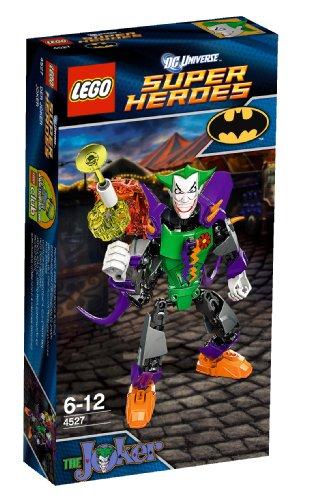Lego Super Heroes 4527 - (Der Anzüge Alle Batman Von)