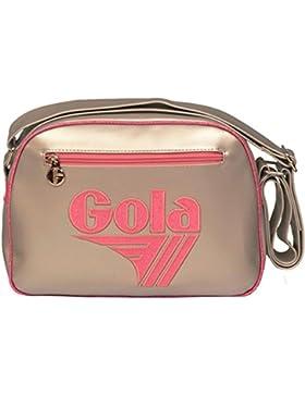 Borsa Gola Mini Redford Glitter Silver/Mid Pink - ZCUB050JK 28x20x5.5