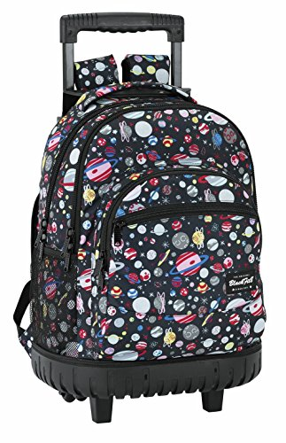 Imagen de safta 641740818 blackfit8  escolar, 45 cm, multicolor alternativa