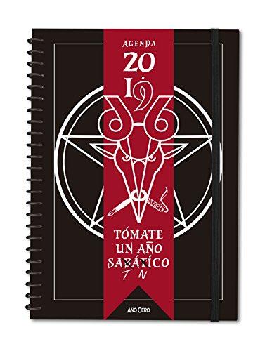Agenda de efemérides de fenómenos paranormales 2019: Tómate un año satánico (Prisma)