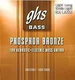 ghs 0 Jeu de cordes pour Basse électro-acoustique 40-96