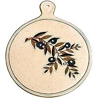 CERAMICHE D'ARTE PARRINI - la céramique italienne artistiques, trivet décoratifs country, peints à la main, fabriqué en Italie Toscana