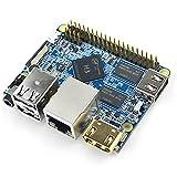 nanopi M1Allwinner H3, Quad-Core A7@ 1.2GHz Demo Junta Compatible con Raspberry Pi, Running U-Boot, Ubuntu mate, Debian