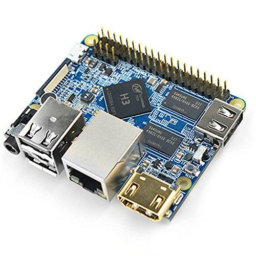 nanopi M1 Allwinner H3, Quad-Core A7 @ 1 2GHz Demo Junta Compatible con  Raspberry Pi, Running U-Boot, Ubuntu mate, Debian