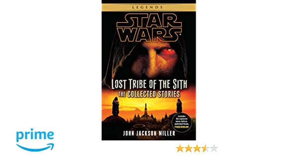Amazon lost tribe of the sith star wars legends the