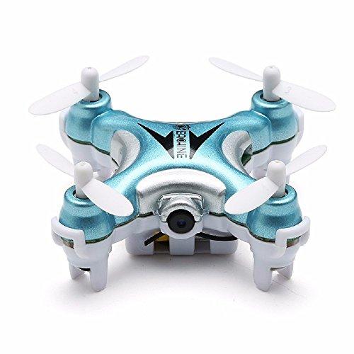 EACHINE E10W Wifi FPV Mini Quadrocopter Drohne mit Kamera Nano Quadcopter Drone Modus 2
