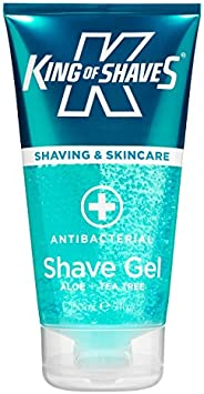 King of Shaves Gel Antibacterial, 150 ml
