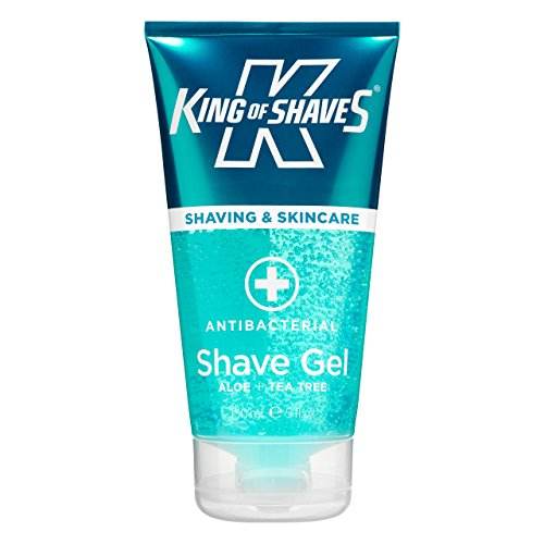 King of Shaves Antibakterielles Rasiergel, 150 ml -