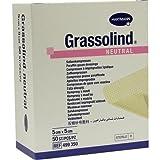 GRASSOLIND Salbenkompressen 5x5 cm steril 50 St Kompressen