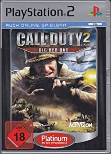 Call of Duty 2 Big Red One - Platinum