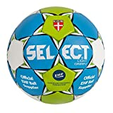 Ballon Select Light Grippy bleu/vert/blanc