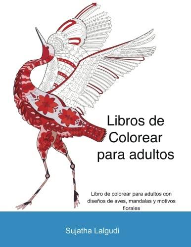 Descargar Libros para colorear adultos 1: Colorear adultos: Libros ...