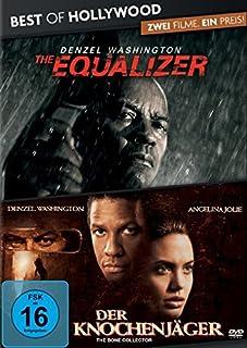 Best of Hollywood - 2 Movie Collector's Pack: The Equalizer / Der Knochenjäger [2 DVDs]