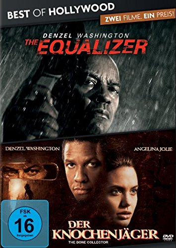 Best of Hollywood - 2 Movie Collector's Pack: The Equalizer / Der Knochenjäger [2 DVDs] - Dvd-the Equalizer