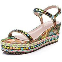 Tacon Talla De Amazon 32 Zapatos es qntO66PZ