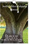 Seelenbilder-Kalender 2019: Wandkalender