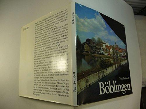 Boblingen [Unbound] by Swiridoff, Paul