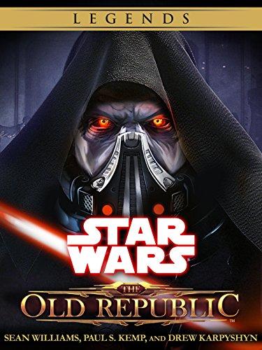 The Old Republic Series Star Wars Legends 4 Book Bundle Fatal