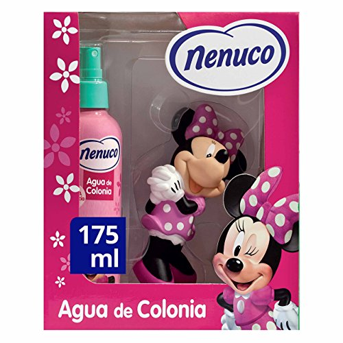 Nenuco Pack Agua de Colonia Minnie con muñeco - 175 ml
