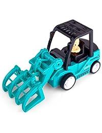 Tire hacia atrás el modelo de la colección de los juguetes del camión  volquete de los 6122246cde2