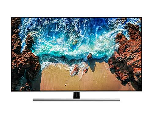 "Samsung Series 8 UE55NU8000T 139,7 cm (55"") 4K Ultra HD Smart TV WiFi Negro, Plata - Televisor (139,7 cm (55""), 3840 x 2160 Pixeles, LED, Smart TV, WiFi, Negro, Plata)"