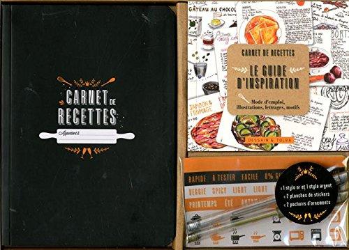 Mon carnet de recettes par Collectif