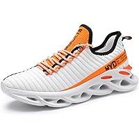 FUSHITON Chaussures de Course pour Hommes Baskets de Mode pour Hommes Chaussures de Jogging de Sport Décontractées et…