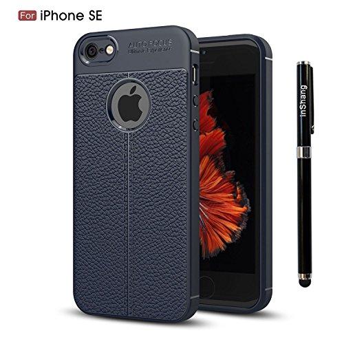 inShang iPhone Se Coque étui pour téléphone Portable, Anti Slip, Ultra Mince et léger, étui Rigide Fait dans Le matériel de TPU, Housse Mate9 Coque