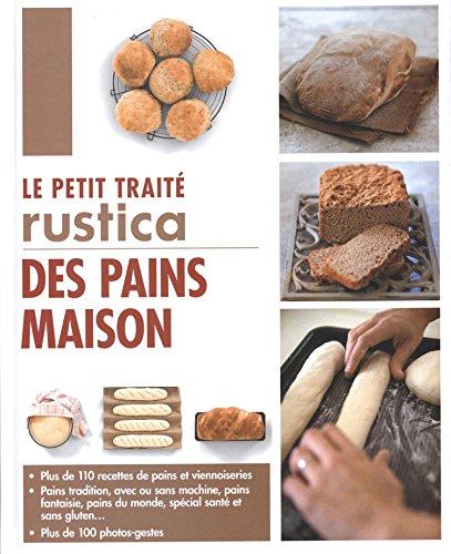 Le petit trait Rustica des pains maison