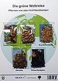 TROPICA - Samenset - Grüne Weltreise - Mit Samen von
