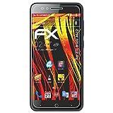atFolix Schutzfolie kompatibel mit ZTE Blade A612 Bildschirmschutzfolie, HD-Entspiegelung FX Folie (3X)