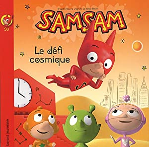 """Afficher """"SamSam n° 30 Le Défi cosmique"""""""