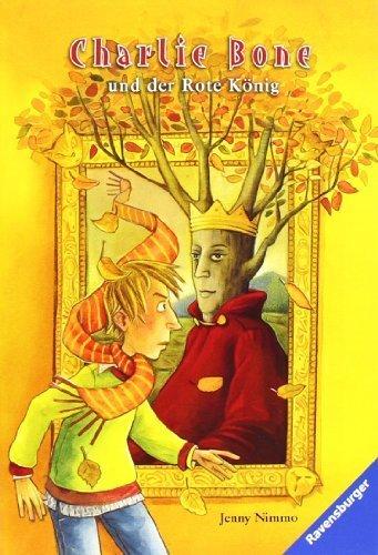 Charlie Bone und der Rote König von Nimmo. Jenny (2008) Taschenbuch