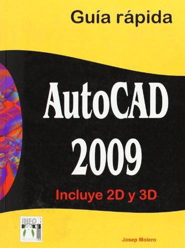 Autocad (Guia Rapida (inforbooks)) por Josep Molero