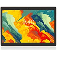 Tablet 10 Pulgadas 4G LTE WIFI BEISTA,Android 9.0 tableta,4GB RAM 64GB ROM,Quad-core,Full HD display,GPS,Bluetooth,OTG(Negro)