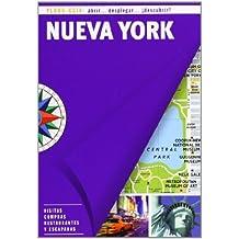 Nueva York: Plano-Guia: Abrir...Desplegar...Descubrir! = New York (SIN FRONTERAS)