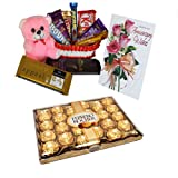 From The Bottom Of The Heart With 24 Pcs Ferrero Rocher