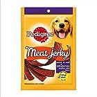 Pedigree Dog Treats Meat Jerky Stix, Lamb, 80 g Pouch