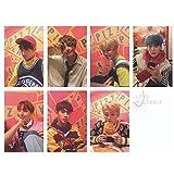 """Grapes Garden Kpop BTS Bangtan Boys [Love Yourself 承 'HER' ] Photo Carte Postale Lomo Cartes Set Cadeau pour A.R.M.Y(H42-7PCS""""E"""")"""