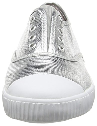 Loto Damen Nassor Sneaker Argento (argento Metallizzato)