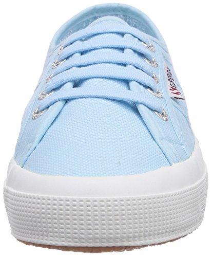 Superga 2750 Cotu Classic, Sneakers Basses mixte adulte Bleu (Crystal Azul Sf68)