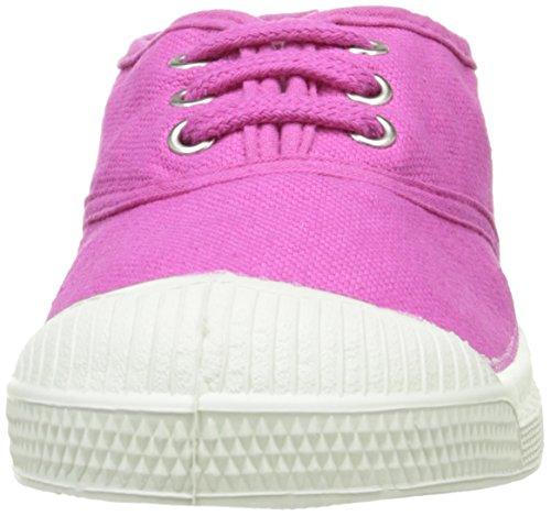 Bensimon Unisex-Kinder E15004c157 Sneaker Pink - Rose (412 Fushia)