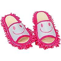 Cartoon Waschbar Reinigung Hausschuhe Hausschuhe Fuzzy Feet Länge 24,5 CM-03 preisvergleich bei billige-tabletten.eu