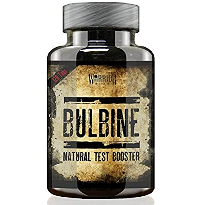 Warrior Bulbine Natalensis 500mg Testosterone Booster Male Support 120 Tablets from Warrior Supplements