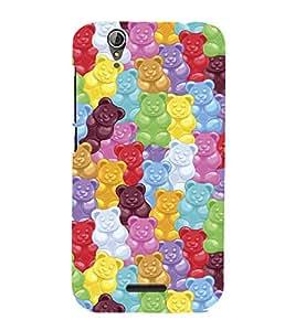 FUSON fruit bears animated design candies Designer Back Case Cover for Acer Liquid Z630 :: Acer Liquid Zade Z630S